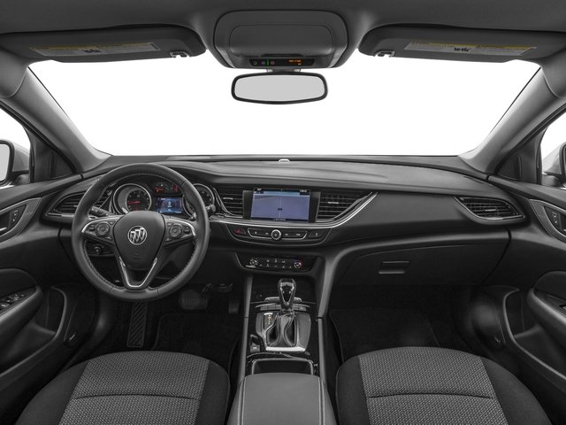 2018 Buick Regal TourX Base Price 5dr Wgn Essence AWD Pricing full dashboard