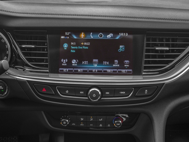 2018 Buick Regal TourX Base Price 5dr Wgn Essence AWD Pricing stereo system