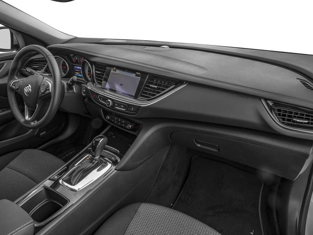 2018 Buick Regal TourX Base Price 5dr Wgn Essence AWD Pricing passenger's dashboard