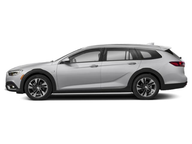 2018 Buick Regal TourX Prices and Values Wagon 4D Essence AWD side view