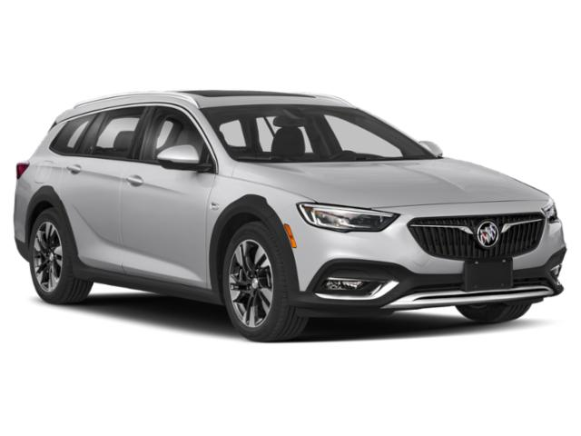 2018 Buick Regal TourX Prices and Values Wagon 4D Essence AWD side front view