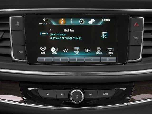 2018 Buick Enclave Base Price FWD 4dr Premium Pricing stereo system