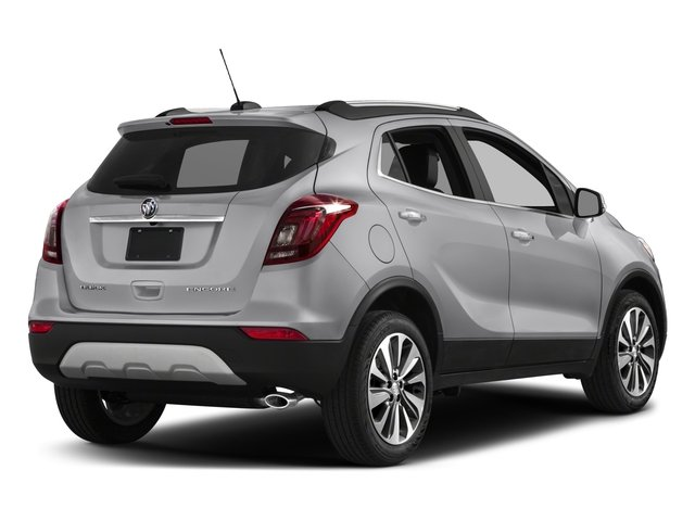 2018 Buick Encore Pictures Encore FWD 4dr photos side rear view