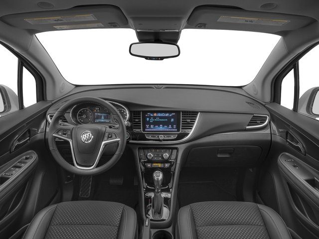 2018 Buick Encore Pictures Encore FWD 4dr photos full dashboard