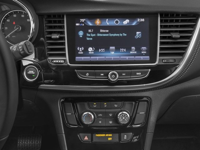 2018 Buick Encore Pictures Encore FWD 4dr photos stereo system