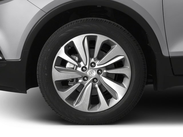 2018 Buick Encore Prices and Values Utility 4D Essence 2WD I4 Turbo wheel