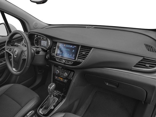 2018 Buick Encore Prices and Values Utility 4D Essence 2WD I4 Turbo passenger's dashboard