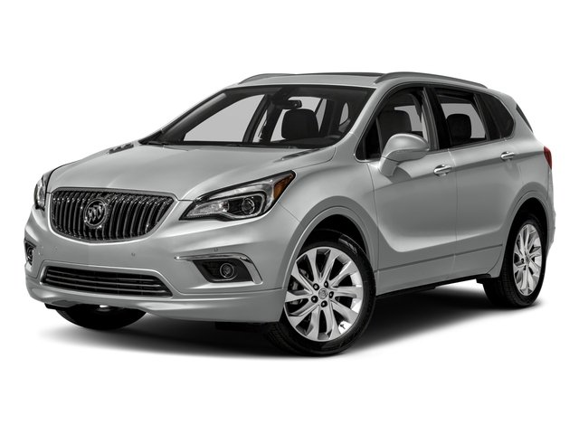 2018 Buick Envision Prices and Values Utility 4D Premium I AWD side front view