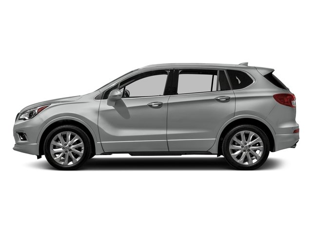 2018 Buick Envision Pictures Envision AWD 4dr Premium II photos side view