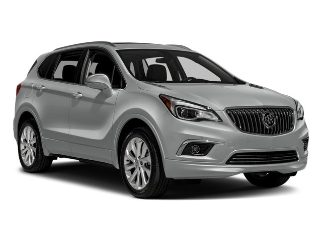2018 Buick Envision Base Price FWD 4dr Pricing side front view