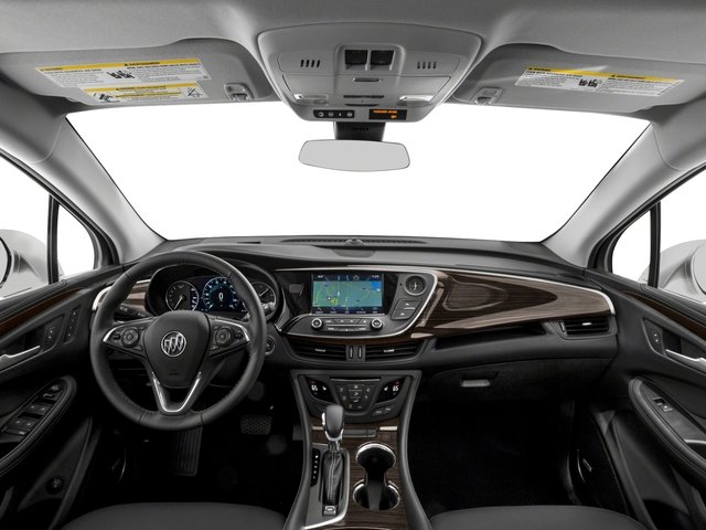 2018 Buick Envision Pictures Envision AWD 4dr Premium II photos full dashboard