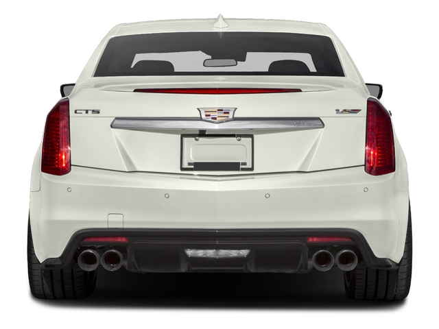 New 2018 Cadillac Cts V Sedan 4dr Sdn Msrp Prices Nadaguides