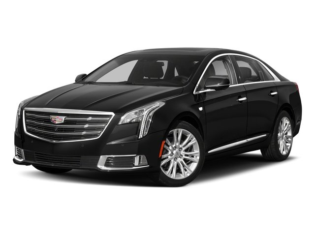 2018 Cadillac XTS Pictures XTS Sedan 4D Luxury V6 photos side front view