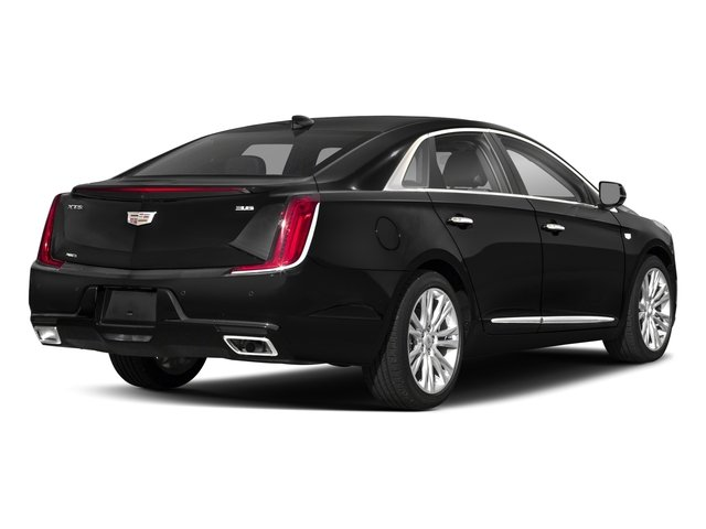 2018 Cadillac XTS Pictures XTS Sedan 4D Luxury V6 photos side rear view