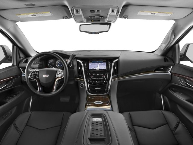 2018 Cadillac Escalade Base Price 4wd 4dr Pricing Full Dashboard