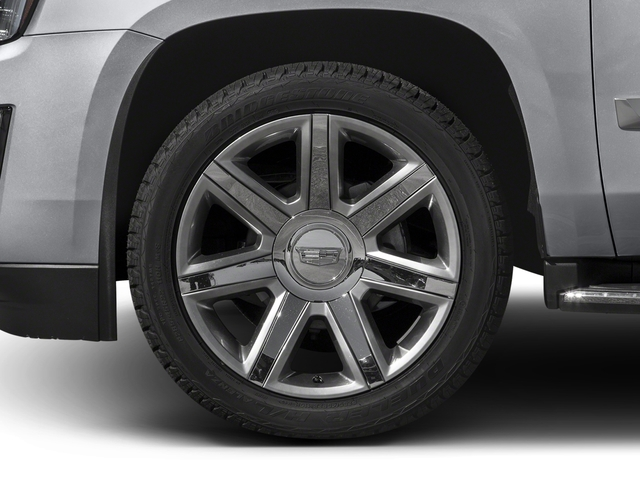 2018 Cadillac Escalade Prices and Values Utility 4D Luxury 2WD V8 wheel