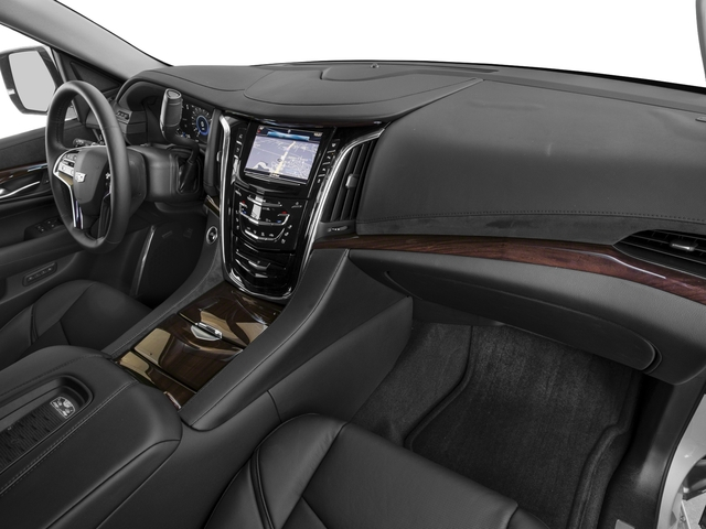 2018 Cadillac Escalade Prices and Values Utility 4D Luxury 2WD V8 passenger's dashboard