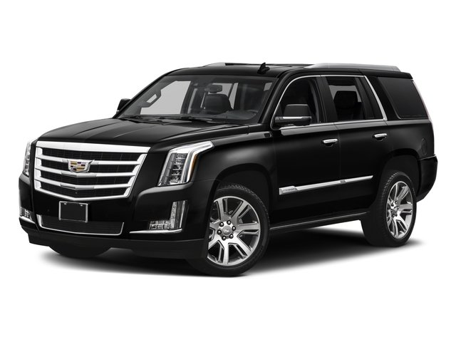 2018 Cadillac Escalade Prices and Values Utility 4D Premium Luxury 4WD V8