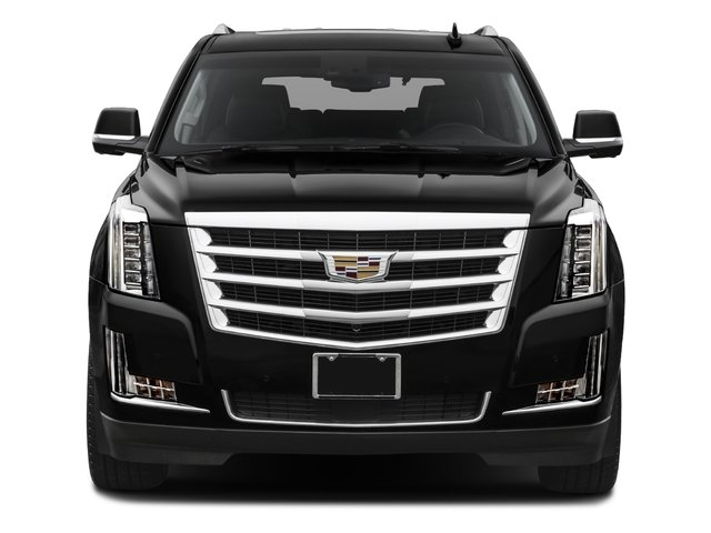 2018 Cadillac Escalade Prices and Values Utility 4D Premium Luxury 4WD V8 front view