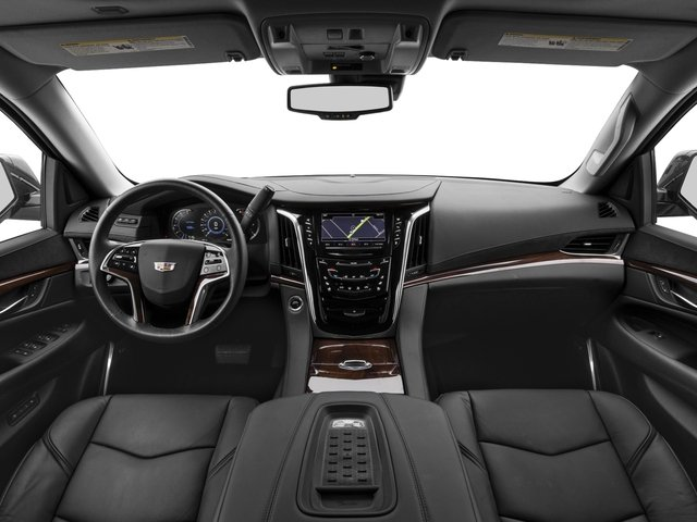 2018 Cadillac Escalade Prices and Values Utility 4D Premium Luxury 4WD V8 full dashboard