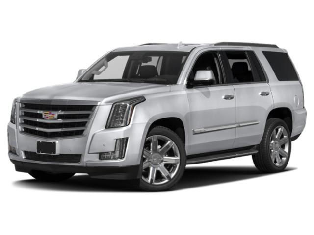 2018 Cadillac Escalade Prices and Values Utility 4D Luxury 2WD V8