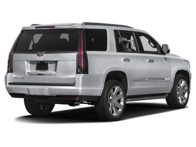 2018 Cadillac Escalade Prices and Values Utility 4D Luxury 2WD V8 side rear view