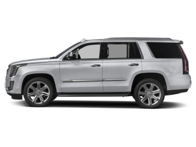 2018 Cadillac Escalade Prices and Values Utility 4D Luxury 2WD V8 side view