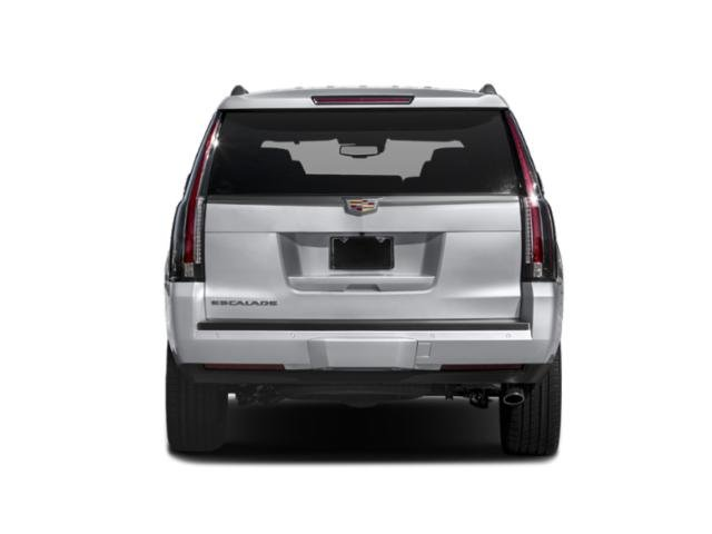 2018 Cadillac Escalade Prices and Values Utility 4D Luxury 2WD V8 rear view