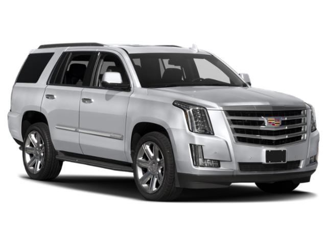 2018 Cadillac Escalade Prices and Values Utility 4D Luxury 2WD V8 side front view