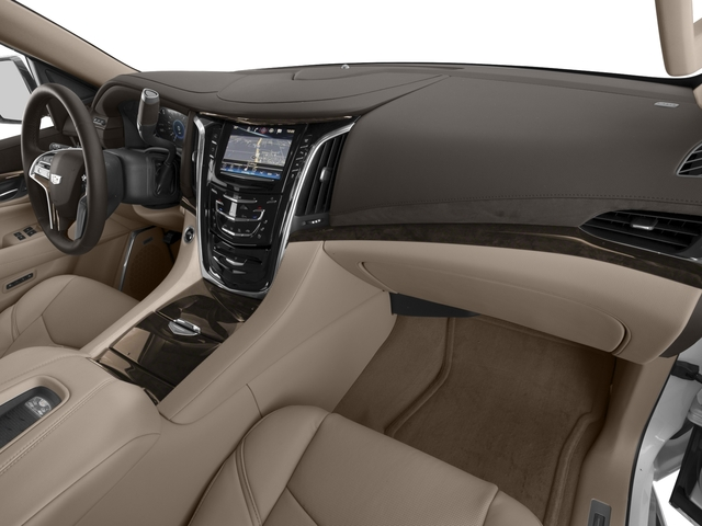 2018 Cadillac Escalade Esv Base Price 4wd 4dr Luxury Pricing Penger S Dashboard