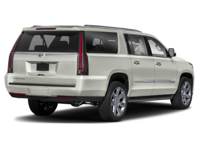 2018 Cadillac Escalade ESV Prices and Values Utility 4D ESV 4WD V8 side rear view