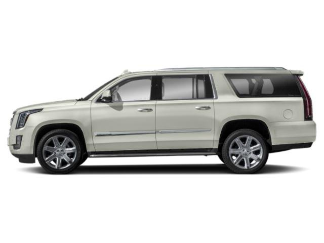 2018 Cadillac Escalade ESV Prices and Values Utility 4D ESV 4WD V8 side view