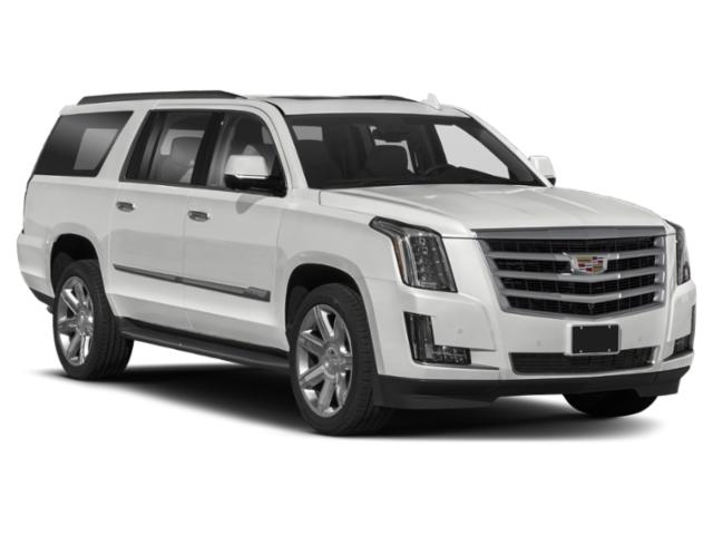 2018 Cadillac Escalade ESV Prices and Values Utility 4D ESV 4WD V8 side front view