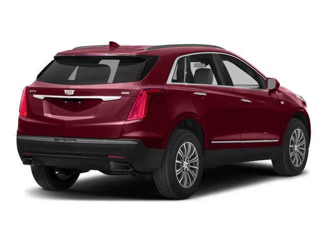 2018 Cadillac XT5 Pictures XT5 Utility 4D Luxury AWD V6 photos side rear view