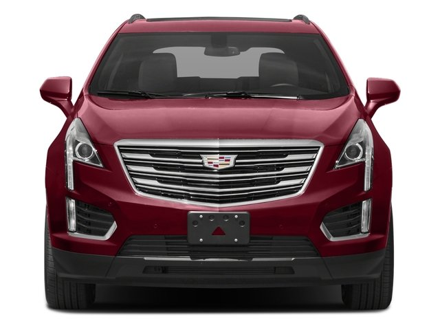 2018 Cadillac XT5 Pictures XT5 Utility 4D Luxury AWD V6 photos front view