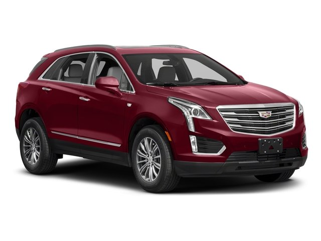 2018 Cadillac XT5 Pictures XT5 Utility 4D Luxury AWD V6 photos side front view