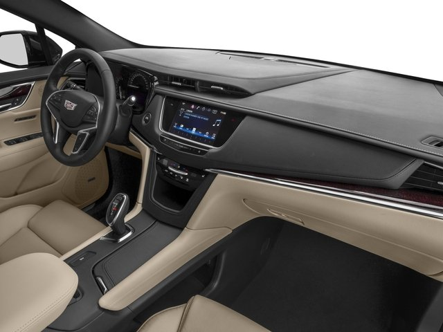 2018 Cadillac XT5 Pictures XT5 Utility 4D Luxury AWD V6 photos passenger's dashboard