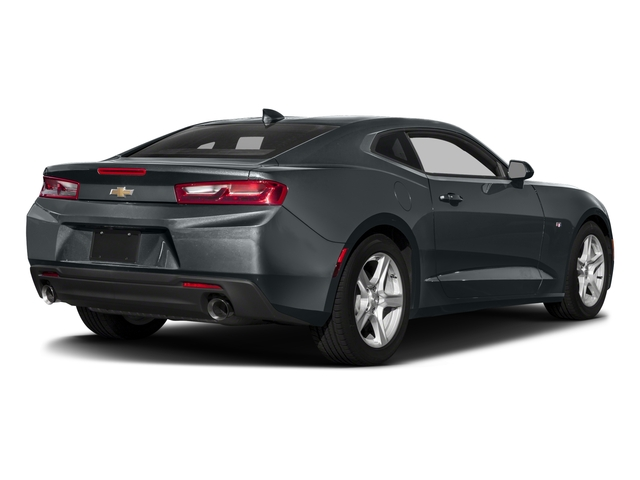 2018 Chevrolet Camaro Base Price 2dr Cpe LT w/1LT Pricing side rear view