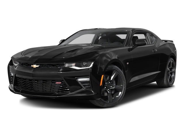 2018 Chevrolet Camaro Base Price 2dr Cpe SS w/2SS Pricing side front view