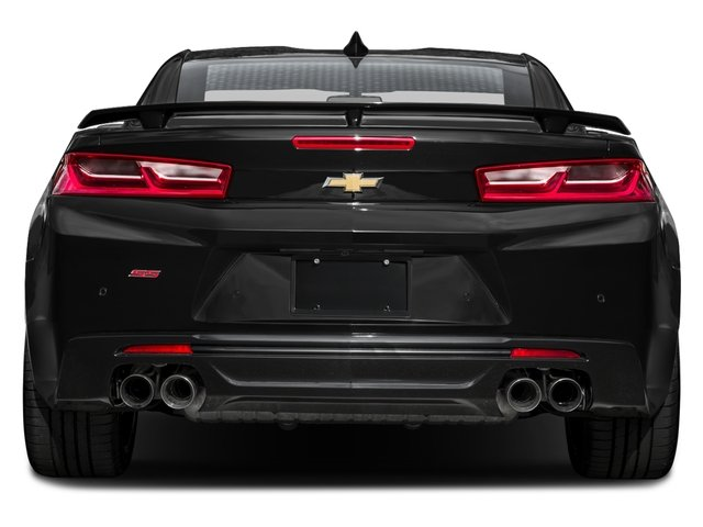 2018 Chevrolet Camaro Base Price 2dr Cpe SS w/2SS Pricing rear view