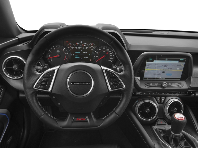 2018 Chevrolet Camaro Base Price 2dr Cpe SS w/2SS Pricing driver's dashboard