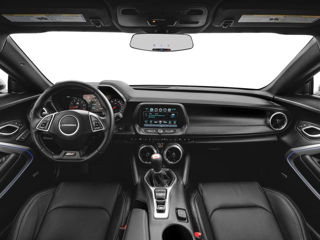 2018 Chevrolet Camaro Base Price 2dr Cpe SS w/2SS Pricing full dashboard