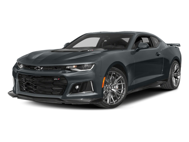 2018 Chevrolet Camaro Base Price 2dr Cpe Zl1 Pricing Side Front View