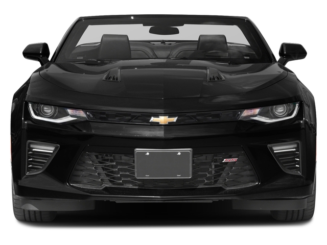 2018 Chevrolet Camaro Pictures Camaro 2dr Conv SS w/2SS photos front view