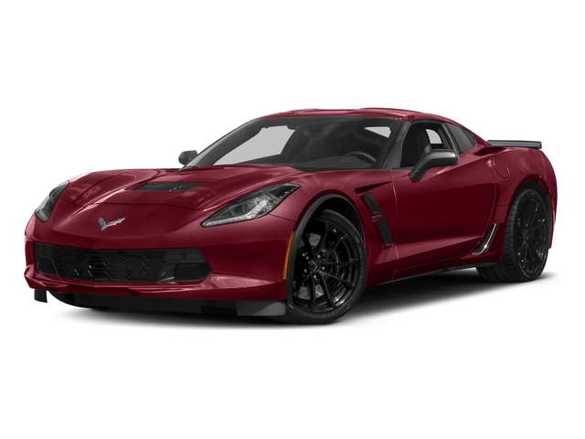 2018 Chevrolet Corvette Base Price 2dr Grand Sport Cpe w/1LT Pricing side front view