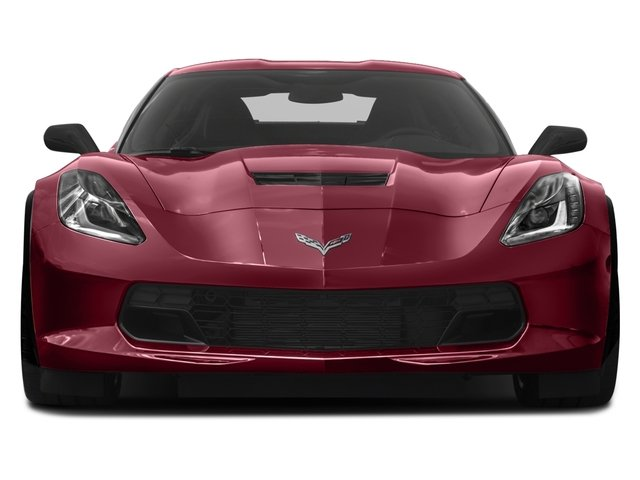 2018 Chevrolet Corvette Base Price 2dr Grand Sport Cpe w/3LT Pricing front view