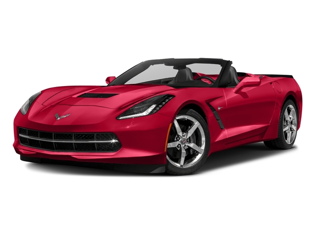 2018 Chevrolet Corvette Base Price 2dr Stingray Conv w/1LT Pricing side front view