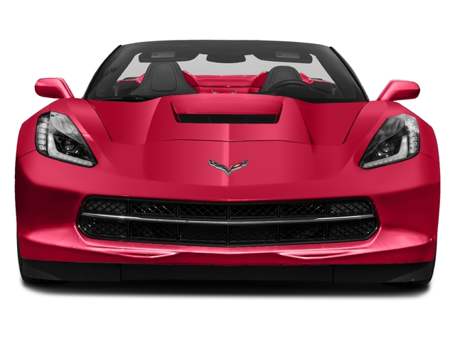 2018 Chevrolet Corvette Base Price 2dr Stingray Conv w/1LT Pricing front view