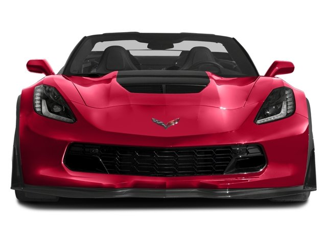 2018 Chevrolet Corvette Base Price 2dr Z06 Conv w/1LZ Pricing front view