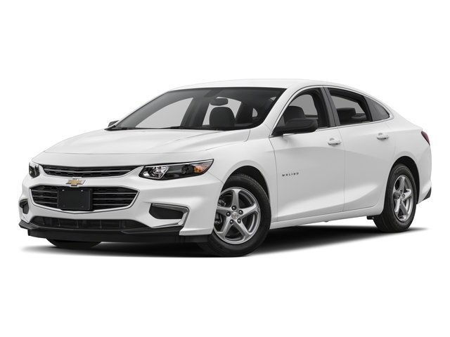 2018 Chevrolet Malibu Base Price 4dr Sdn LS w/1LS Pricing side front view